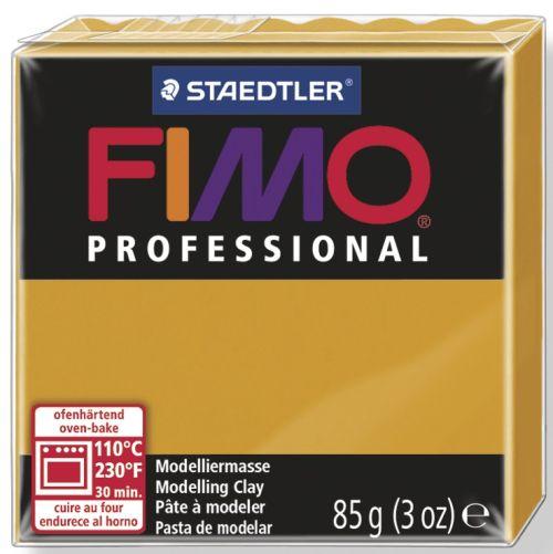 FIMO PROFESSIONAL 85gr - OCHRE