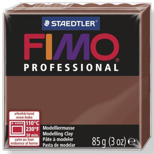 FIMO PROFESSIONAL 85gr - CHOCOLATE