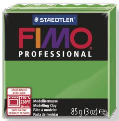 FIMO PROFESSIONAL 85gr -  GREEN