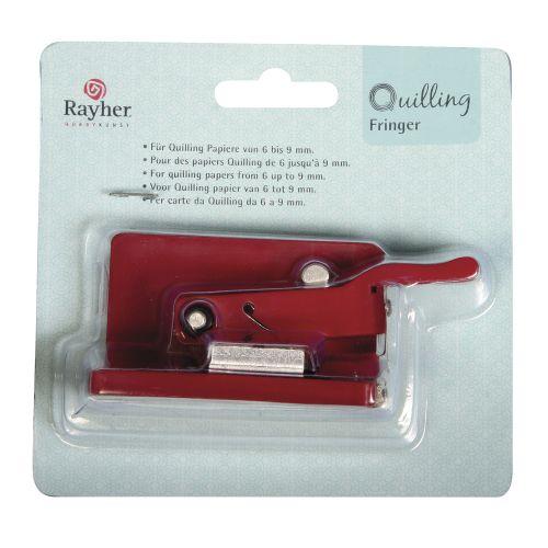 # QUILLING FRINGER RAYHER - Машинка за нарязване на куилинг ленти на 'РЕСНИ'