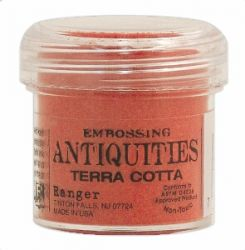 Antiquities Embossing Powders - Ембосинг пудра - Terracotta