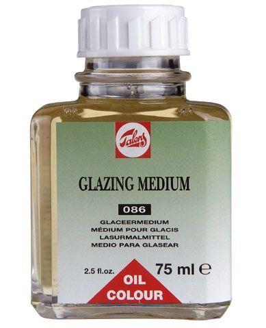 TALENS GLAZING Medium - Глазиращ медиум за маслени бои 75 мл.