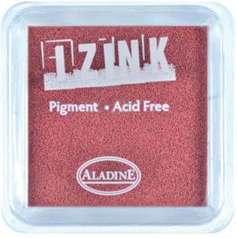 IZINK PAD PIGMENT - Среден тампон 4х4см - RUDDLE