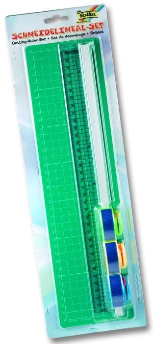 Trimmer FOLIA  30см с три вида ножове