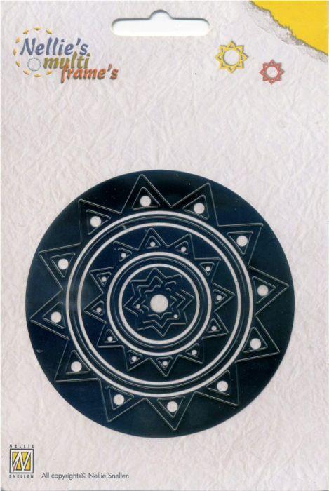 FRAMES Nellie Snellen - Орнаментни щанци за рязане и релеф, 4+1(2) бр. MFD016