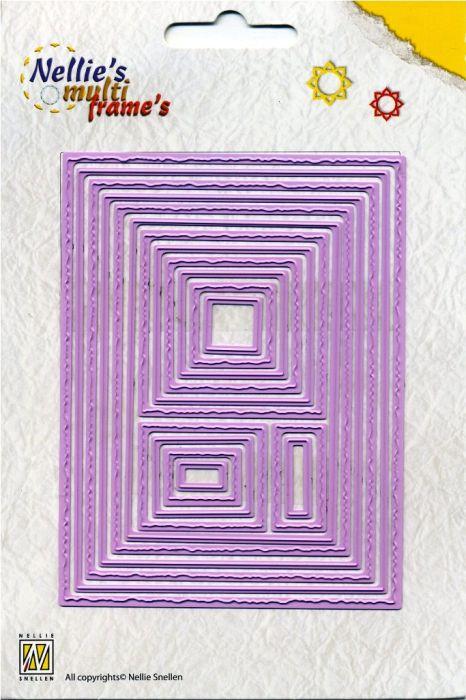 FORMS Nellie Snellen -Орнаментни щанци за рязане и релеф, 18 бр. MFD069