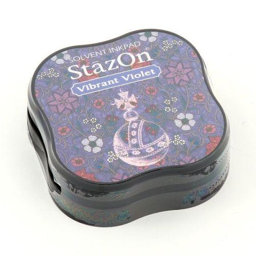 StazOn MIDI - Тампон за всякаква твърда или гланцирана повърхност - Vibrant Violet
