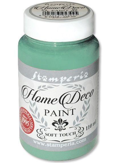 "HOME DECO Soft touch 110 ml - `CHALK`  Декор боя ""ТЕБЕШИРЕН ЕФЕКТ""  - ARSENIC"