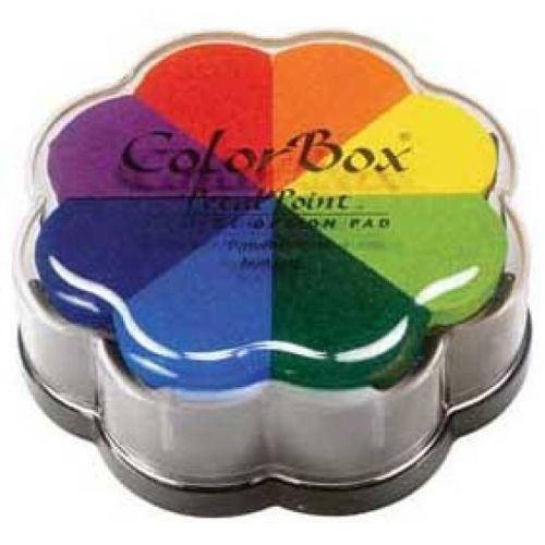 ColorBox USA -Комплект 8цв пигментни тампони