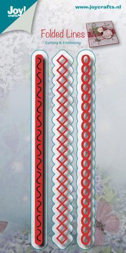 JOY Crafts -Щанци за рязане и релеф  6002/0475