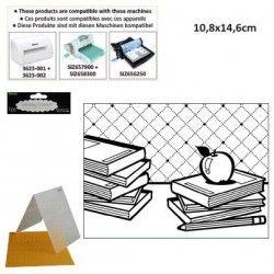 DARICE Emboss Folder - Папка за релеф 108 х 146 мм.