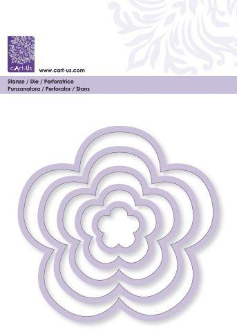 FORMS CART-US DIE # L. FLOWER - Дизайн щанци