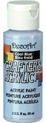CRAFTERS ACRYLIC USA 59 ml - COOL BLUE