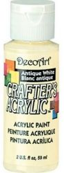 CRAFTERS ACRYLIC USA 59 ml - ANTIQUE WHITE