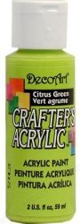CRAFTERS ACRYLIC USA 59 ml - CITRUS GREEN
