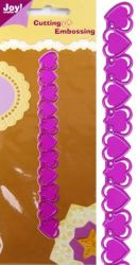 JOY Crafts - Щанца за рязане и ембос 6002/0078