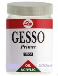 GESSO 200ml TALENS - ГЕСО грунд разфасовка 200мл