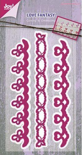 Joy Crafts DIES - Щанци за рязане и ембос 6002/0404