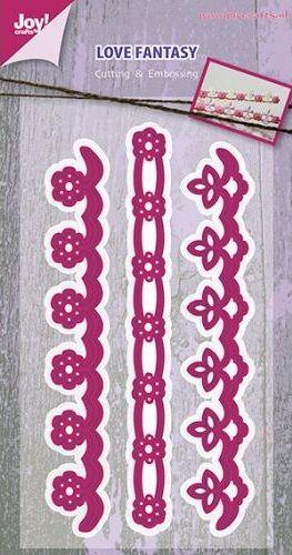 Joy Crafts DIES - Щанци за рязане и ембос 6002/0405