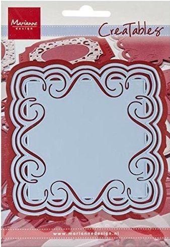 Marianne Design - Шаблон за рязане и ембосLR0310