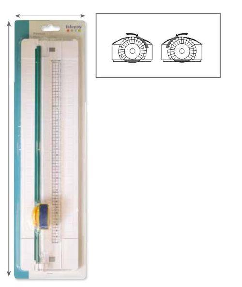 ARTEMIO TRIMMER А4 - Крафт тример  30.5 см / бигова и реже