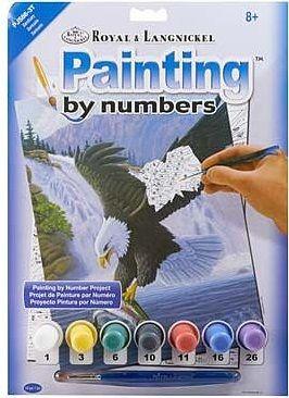 R&L USA  A4 #  SANCTUARY - Рисуване по номера  PJS86