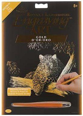 R&L,USA Engraving Art А4 - Картина за гравиране GOLF29