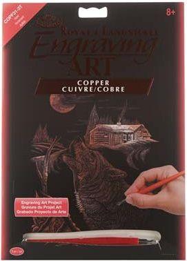R&L,USA Engraving Art А4 - Картина за гравиране COPF31