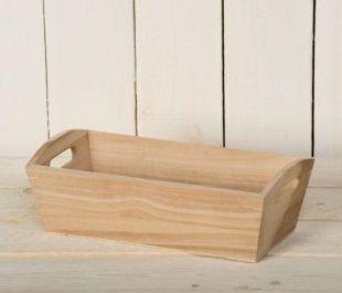 Artemio WOODEN BASKET - Дървен  панер
