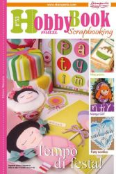 "HOBBY  Book No53  ""SCRAPBOOKING"" , Stamperia"