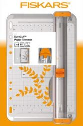 FISKARS SURECUT PORTABLE TRIMMER - Крафт тример 22см MODEL5446