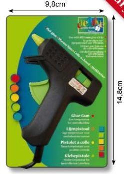 GLUE GUN MINI CREATIVE - Мини пистолет за силикон за фина работа 7mm