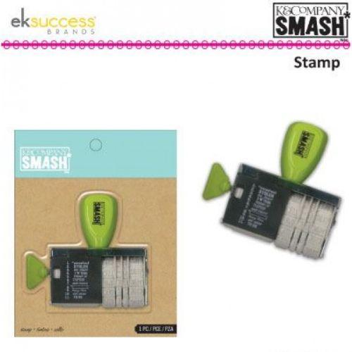 K&COMPANY SMASH STAMP DATE  USA - Арт щемпел +`Датник`