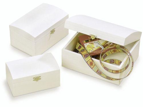 BOX SET 3pc - Дървени кутии 3бр