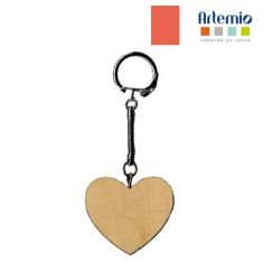 "Artemio KEYHODER - ключодържател ""HEART"""