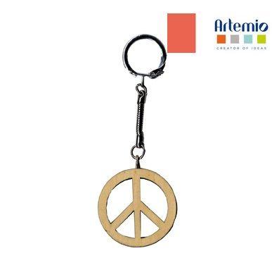 "Artemio KEYHOLDER - ключодържател ""PEACE"""