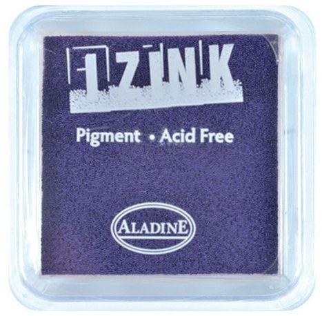 IZINK PAD PIGMENT - Среден тампон 4х4см - VIOLET