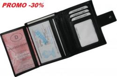 Дамски портфейл от естествена кожа -HK Germany