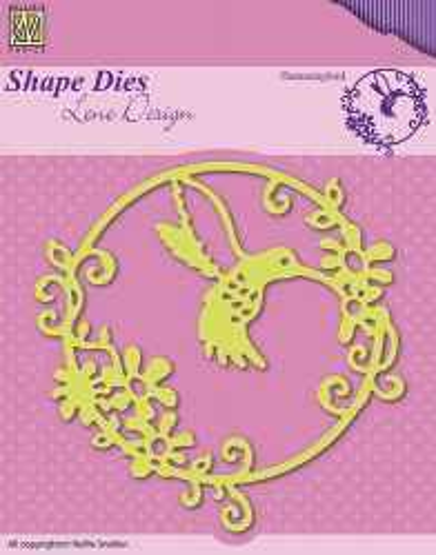 Lene Design DIES - Фигурална щанца за рязане и релеф,. SDL023