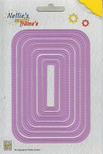 FORMS Nellie Snellen -Орнаментни щанци за рязане и релеф MFD088
