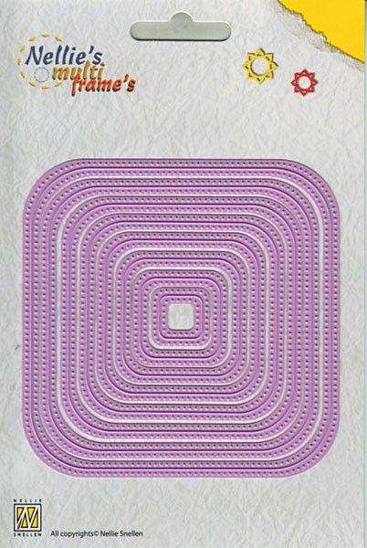 FORMS Nellie Snellen -Орнаментни щанци за рязане  MFD086