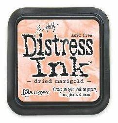 DISTRESS тампон - Dried marigold