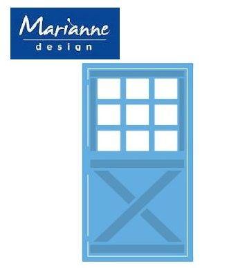 Marianne Design - Шаблон за рязане и ембос LR0313