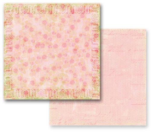PRIMA SONNET ANNALEE ,USA 12 X 12  - Дизайнерски скрапбукинг картон 30,5 х 30,5 см.