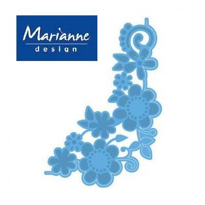 Marianne Design  - Шаблон за рязане и ембос LR0428