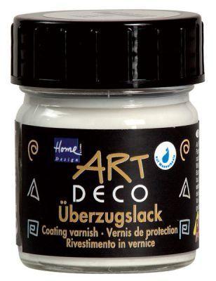 ART DECO Защитен лак за варак  50 мл.