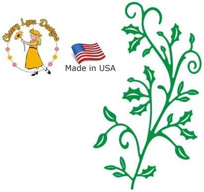 Cheery Lynn ,USA - Шаблон за рязане и ембос  b148