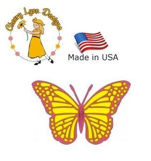 BUTTERFLY Cheery Lynn ,USA - Шаблон за рязане и ембос Пеперуда