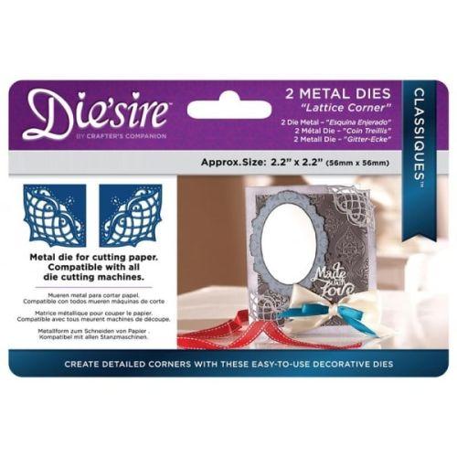 Diesire CLASSIQUES DIES  - LATTICE CORNER