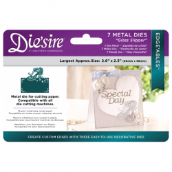 Diesire DIES EDGEABLES - GLASS SLIPPER